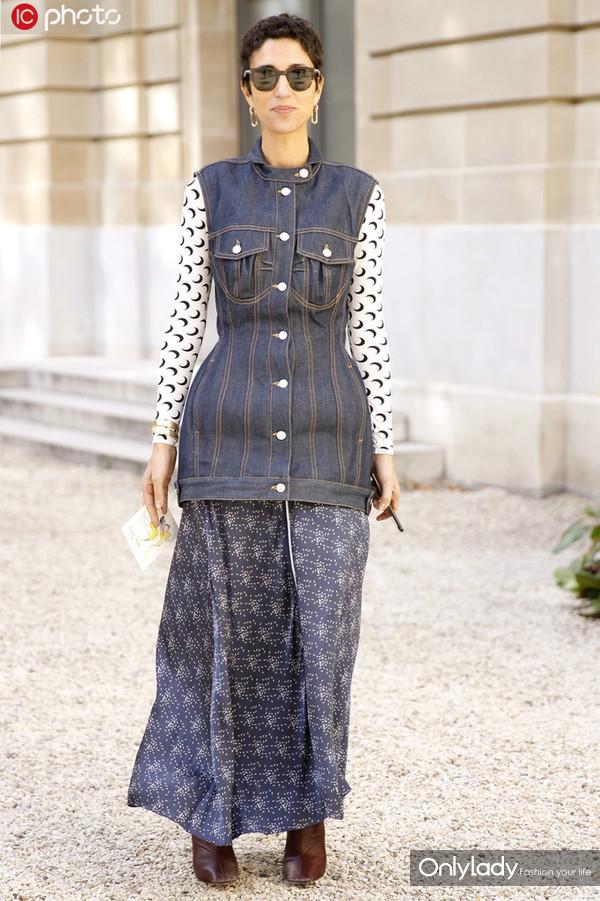 时尚顾问 Yasmin Sewell