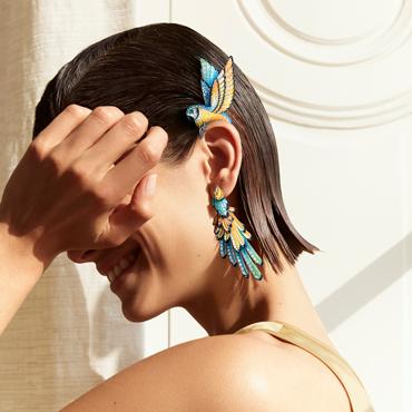 Boucheron宝诗龙2019年Paris, vu du 26系列高级珠宝