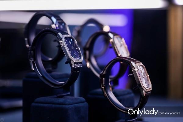 海瑞温斯顿印记Emerald腕表系列