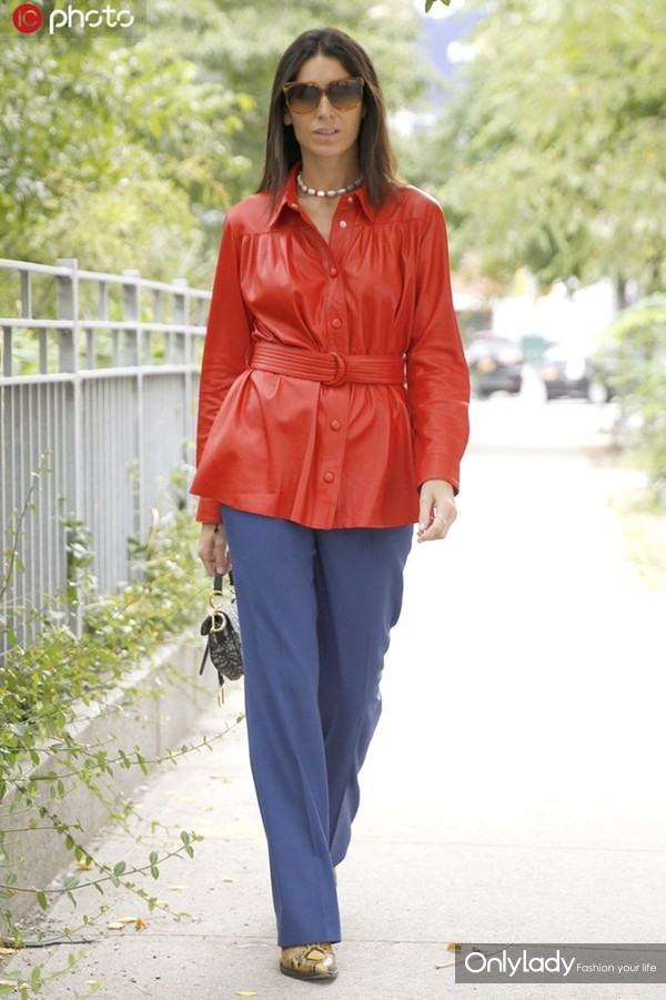 时尚编辑 Deborah Reyner Sebag