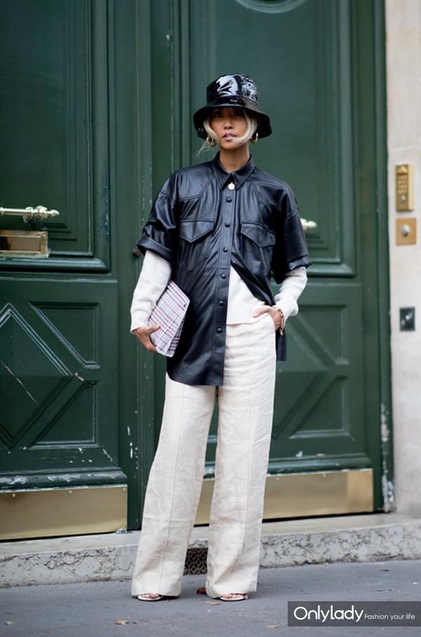 时尚博主 Vanessa Hong