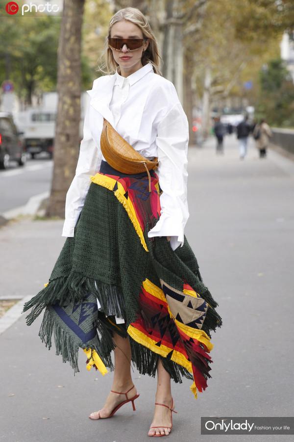 时尚博主 Leonie Hanne (1)