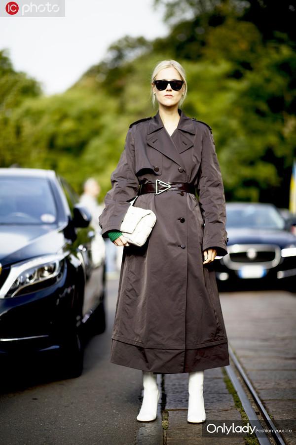 时尚博主 Linda Tol