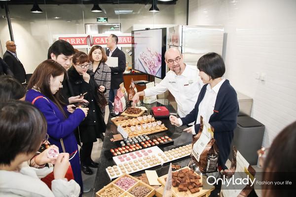 北京巧克力学院中心是中国的第二家,也是全球的第22家