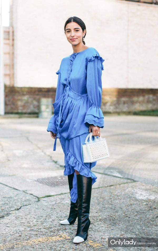时尚博主 Blogger Bettina Looney