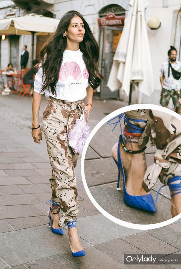 时尚博主、设计师 Gilda Ambrosio