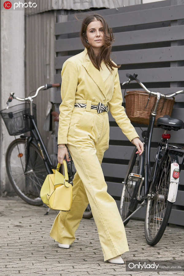 时尚博主 Nina Sandbech