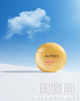 AUPRES歐珀萊烈日清透防曬液上市(2019年7月上市)408