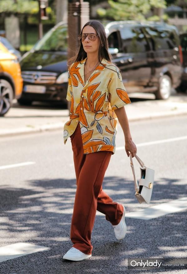 时尚博主 Alice Barbier
