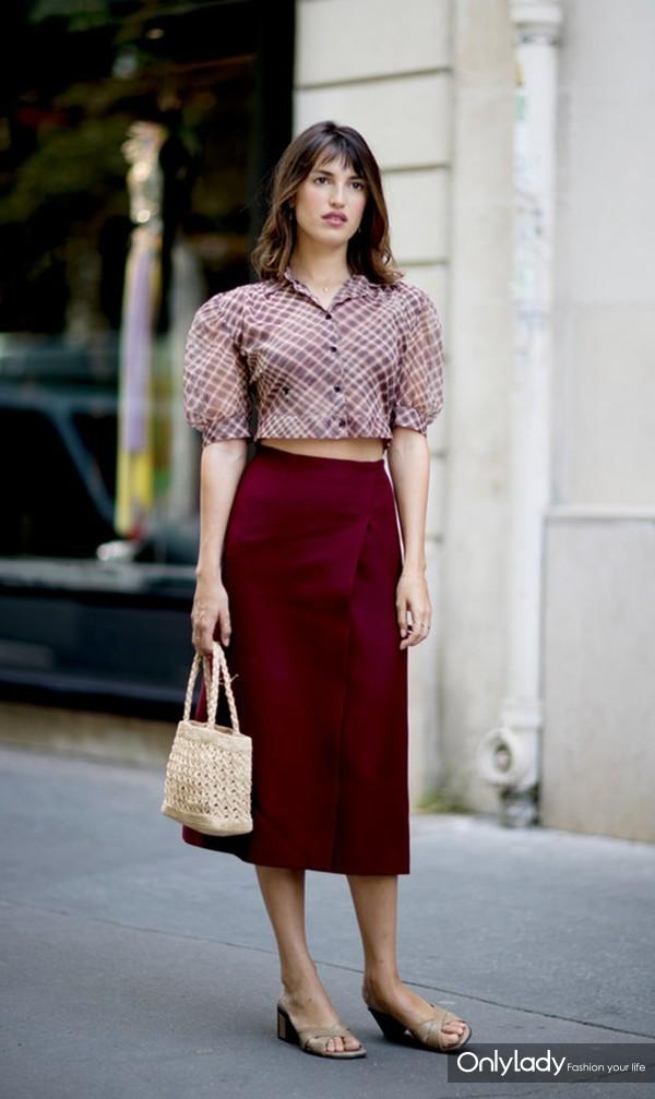 时尚博主 Jeanne Damas