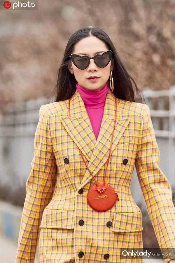 时尚博主 blogger Yu Lee