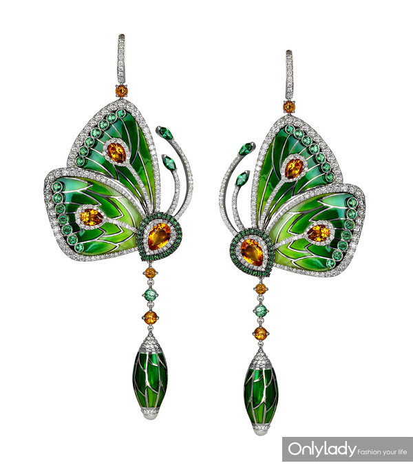 Papillon Collection Earrings 1