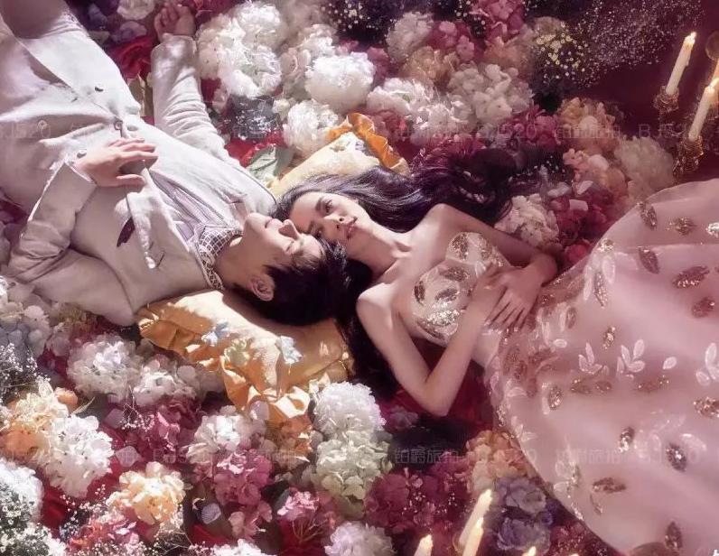 郭碧婷正式嫁港圈太子爷!有?#29260;?#25745;腰的爱情到底有多爽?