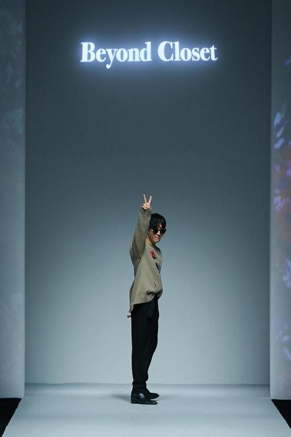 Beyond Closet SS2020春夏系列,来自韩国的浪漫男人