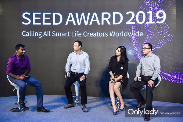 "SEED AWARD正式启动 引发科技创意与美好生活的""BIG B"
