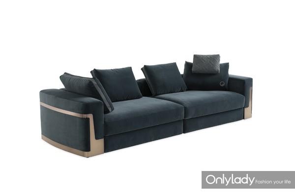 FENDI Casa Ray sofa