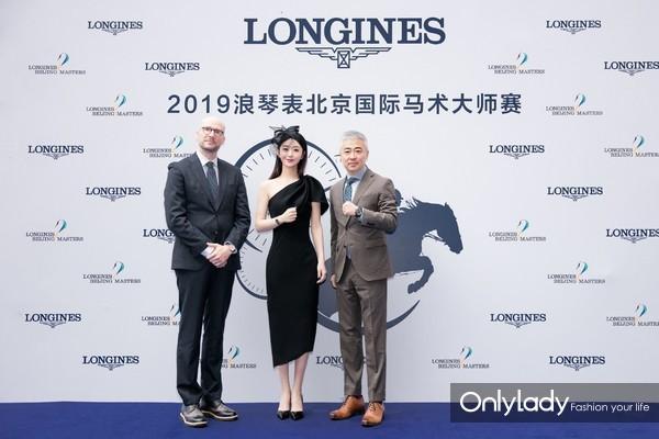 2019浪琴表北京国际马术大师赛-明星01