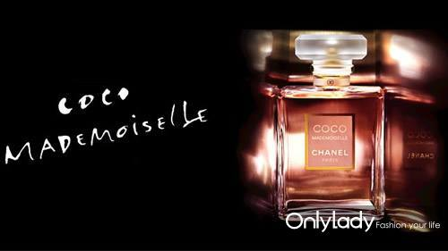 chanel香水让你更有女人味,更妩媚动人!