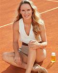 杰出的职业网球运动员卡洛琳•沃兹尼亚奇携手法国娇韵诗助力关节炎基金会