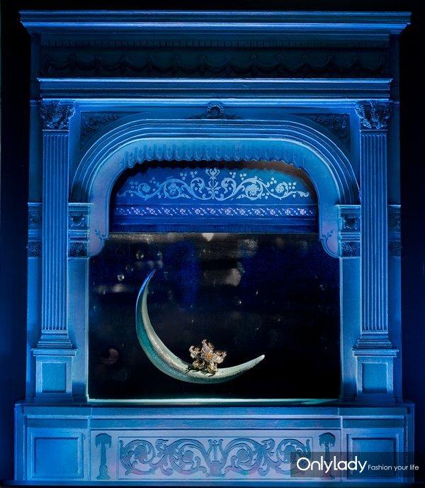 """Tiffany & Co. 蒂芙尼橱窗陈列,于蒂芙尼""""匠心妙艺""""展览再次演绎(2)"""