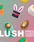 LUSH岚舒推出2020复活节限定系列产品