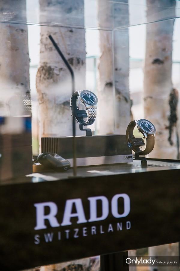 Rado瑞士雷达表Captain Cook库克船长自动机械42毫米腕表