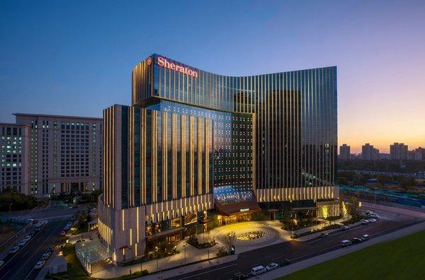 北京新青海喜来登酒店表态首都,竭诚打造全新会聚之所