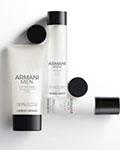 阿玛尼全新男士护肤系列 源自天然,卓效护肤