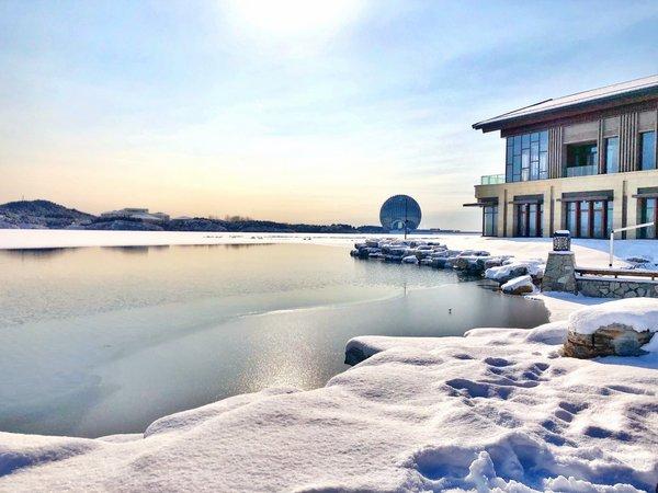 雁栖岛推出2020新春滑雪及天文冬令营