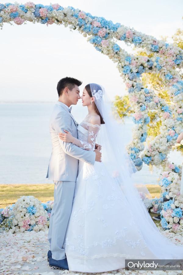 刘诗诗婚礼 (1)