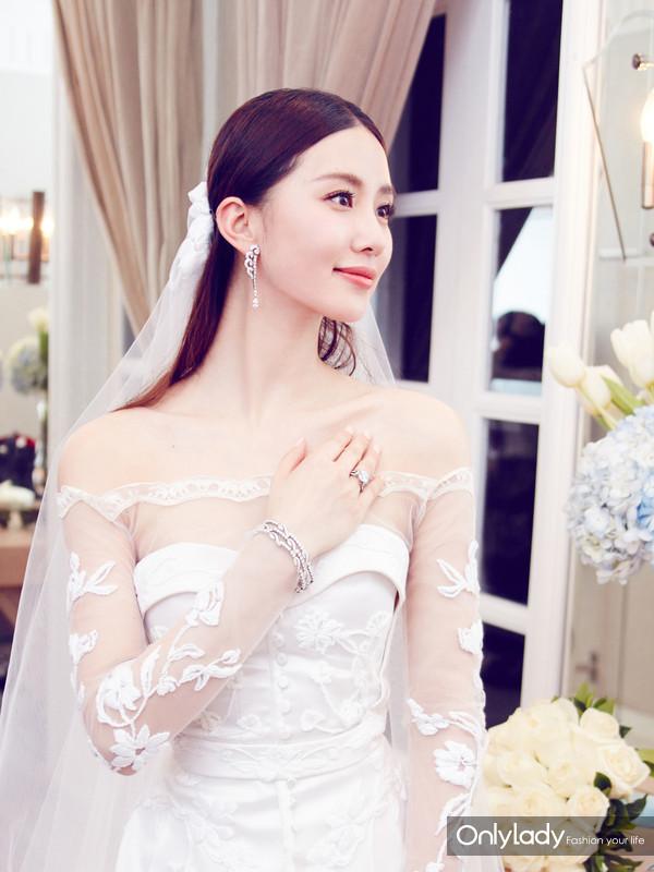 刘诗诗婚礼 (2)