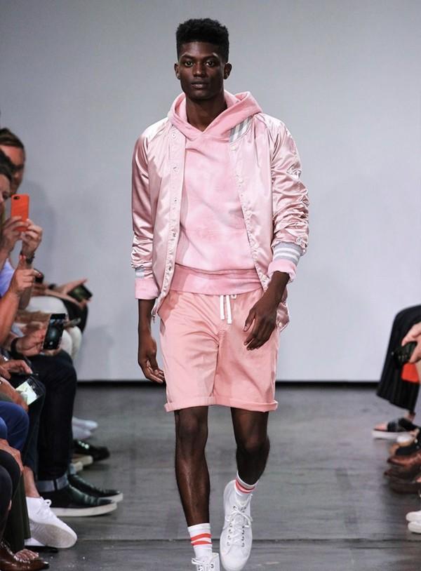 粉色男孩—谁说颜色有性别之分?