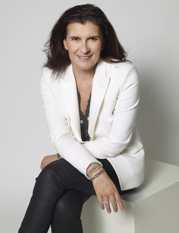 02巴黎0欧莱雅全球总裁DelphineViguier-Hovasse