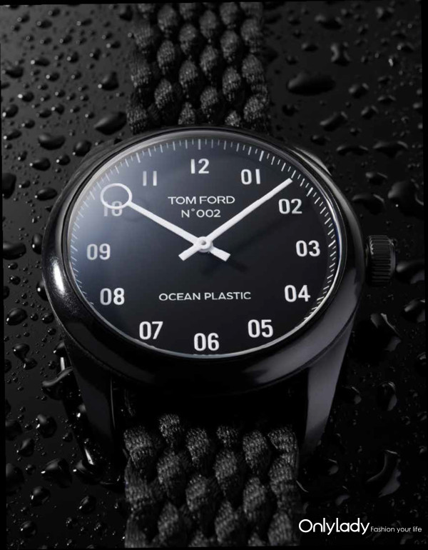 TOM FORD Ocean Plastic Timepiece-3