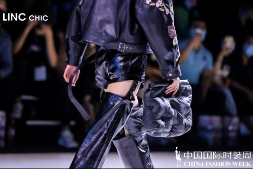 直击中国国际时装周现场,解析LINC