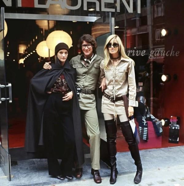"""25年前圣罗兰就流行""""无性别""""?跟舒淇玩转中性穿搭!"""