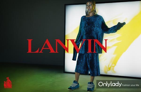 LANVIN 2021秋冬系列�V告大片