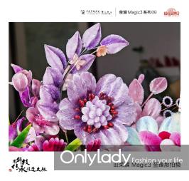 onlylady-王潮歌再创文化经典,携手荣耀Magic3用方寸镜头传承非遗文脉1091