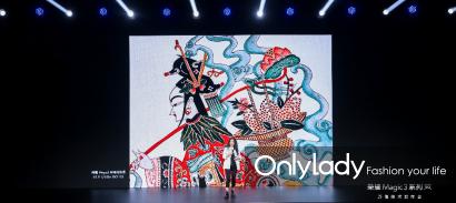 onlylady-王潮歌再创文化经典,携手荣耀Magic3用方寸镜头传承非遗文脉1355