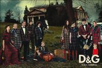 D&G 2008秋冬完整广告大片