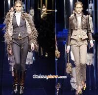Dolce&Gabbana品牌06-07秋冬流行亮点提前报告