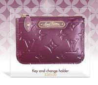 浪漫紫红色世界 LV最新单品