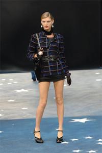 高贵牛仔Chanel08春夏女装秀