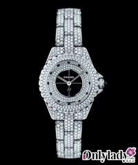 Chanel领衔 珠宝型腕表见证潮流永恒