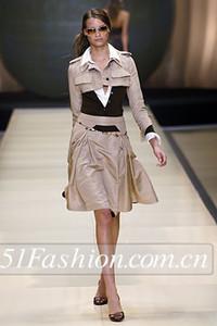 06春夏 Celine女裝 法式情怀
