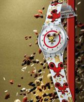 Swatch精灵鼠来宝献礼中国年