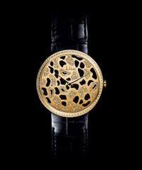 Mitza 豹纹系列 – Dior经典纹路的完美诠释