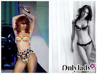 Rihanna取代Megan Fox成为新任阿玛尼代言人
