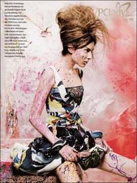 Prada艺术裙装 气质优雅且显瘦