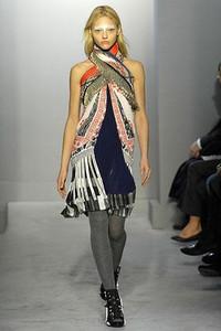 Balenciaga 07秋冬巴黎时装秀